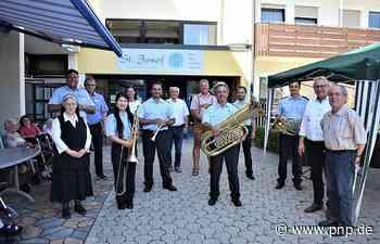 Polizeiorchester tourt durch Seniorenzentren - Wegscheid/Hauzenberg/Obernzell - Passauer Neue Presse