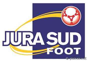 Foot / Amical: Jura Sud (N2) reçoit le FC Limonest - Plein Air