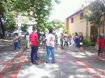 Limitarán circulación de personas en el casco central de Charallave - Últimas Noticias