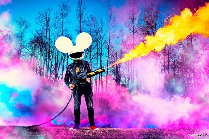OSC/PILOT, Performance Tool deadmau5 Used Only for His Shows, is Now Available to the Public - EDM.com