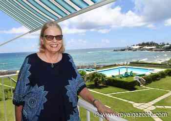 Lorraine is always nursing a smile - Royal Gazette
