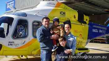 Dalby Diehards' footy fundraiser helps LifeFlight fly high - Chronicle