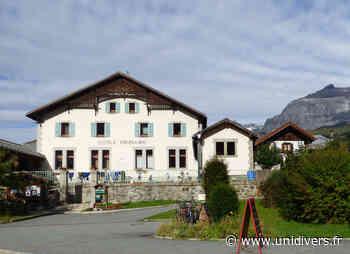 Sur la route des écoles Pays du Mont-Blanc vendredi 18 septembre 2020 - Unidivers
