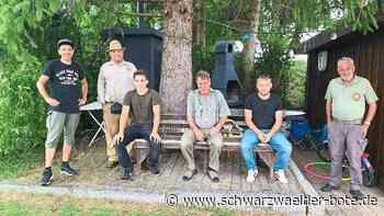 Haigerloch: Willi Siedler geht der größteFang an den Angelhaken - Haigerloch - Schwarzwälder Bote