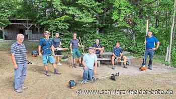Haigerloch: Aus einer Wandertour soll schließlich kein Urwaldtrip werden - Haigerloch - Schwarzwälder Bote