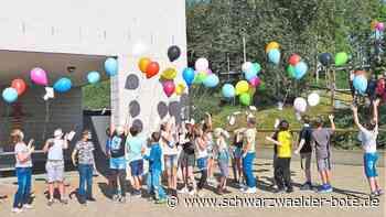 Haigerloch: Happy End mit bunten Luftballons - Haigerloch - Schwarzwälder Bote