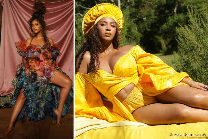 Beyonce goes through whopping 69 costume changes in new visual album Black Is King