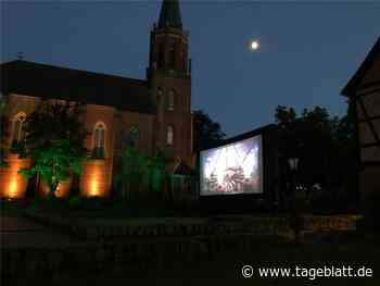 Lichtspiele und Stadtmarketing präsentieren Open-Air-Kino - TAGEBLATT - Lokalnachrichten aus Harsefeld. - Tageblatt-online