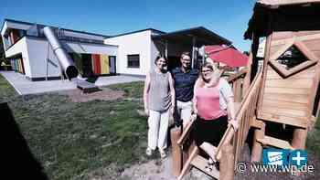 Menden: Kita Farbenland öffnet Türen für Eltern und Kinder - Westfalenpost