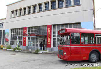 Promenades en bus et car anciens dans Pont-de-Claix. Espace Histo Bus Dauphinois samedi 19 septembre 2020 - Unidivers