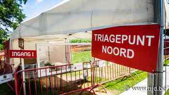 Borgerhout is coronahotspot in Antwerpen - De Tijd
