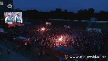 Antwerp heeft videoboodschap voor supporters (Antwerpen) - Het Nieuwsblad