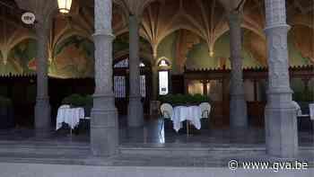 Restaurant pakt uit met coronaproof diner in Handelsbeurs - Gazet van Antwerpen