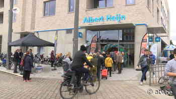 Albert Heijn start met thuisleveringen in Antwerpen - ATV