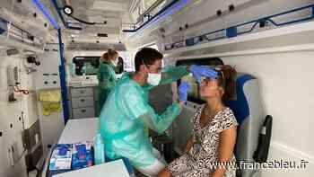 Coronavirus : dépistage gratuit pour 130 personnes à Annecy - France Bleu