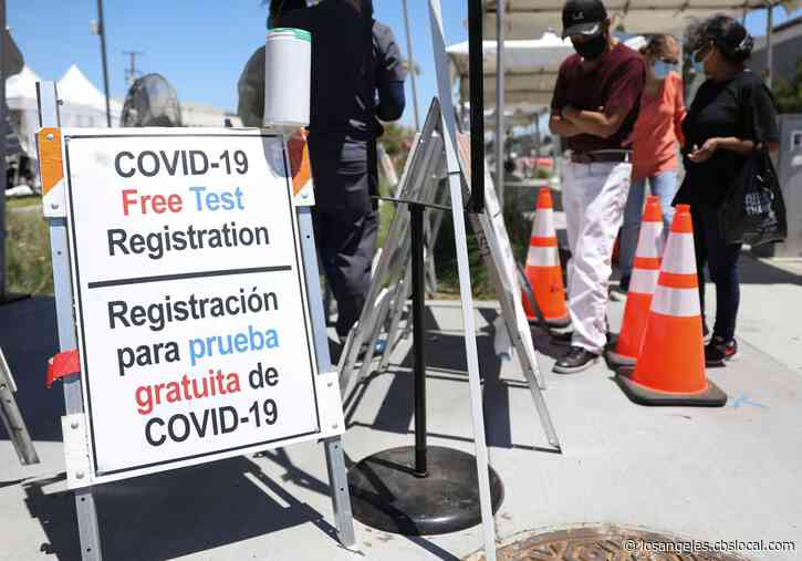 LA County Reports 2,651 New Coronavirus Cases, Record High 69 Deaths
