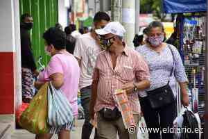 500 personas son sancionadas en Portoviejo por no cumplir el toque de queda - El Diario Ecuador