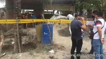 Agricultor asesinado a tiros en el interior de su casa, en Portoviejo - El Universo