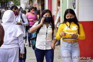 Hay 15 mil sospechosos de COVID-19 en Portoviejo, según estudio - El Diario Ecuador