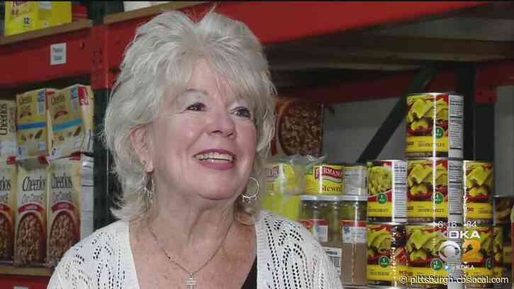 Lunch Angel: Woman Admired For Her Volunteer Work At The Westmoreland County Food Bank