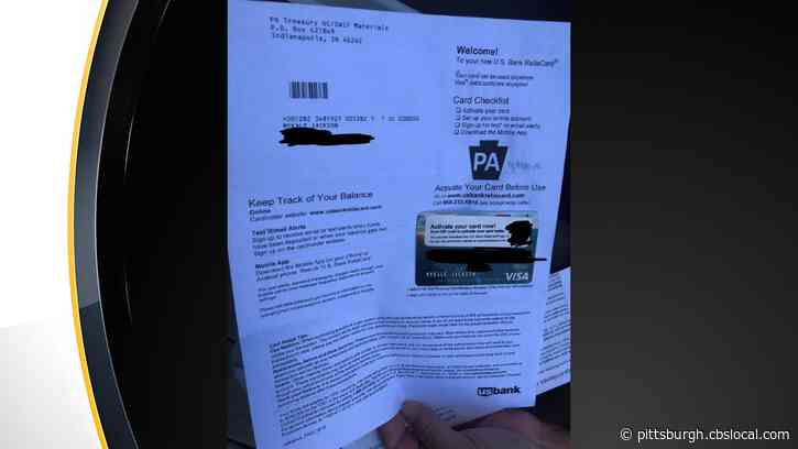 Beaver Co. Woman Receives 15 Unemployment Benefit Letters Addressed To Other People