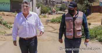 Reciben beneficios 31 afectados con incendios forestales en Ensenada - ELIMPARCIAL.COM