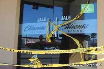 Reabrirán el sábado casinos en Ensenada - El Vigia.net