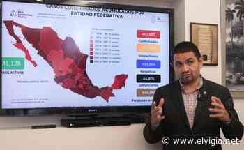 Es Ensenada segunda ciudad con más casos - El Vigia.net