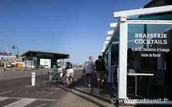 Capbreton (40) : l'accès au port rouvert à la circulation - Sud Ouest
