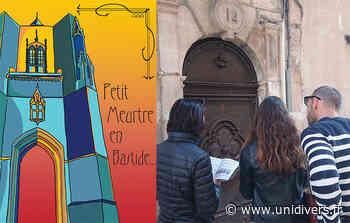 Circuit « Enquête Petit Meurtre en Bastide… » Bastide Villefranche-de-Rouergue - Unidivers