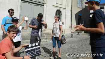 Villefranche-de-Rouergue. Des jeunes des Ateliers font leur cinéma - ladepeche.fr