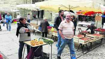 Villefranche-de-Rouergue : la municipalité veut relancer le marché du samedi - Centre Presse Aveyron