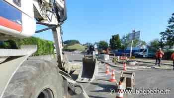 Villefranche-de-Rouergue. Travaux. Important chantier à Farrou avec des perturbations pour la circulation - ladepeche.fr