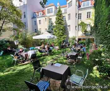 Das Gartencafe - Natur pur im Hof eines Biedermeierhauses - meinbezirk.at