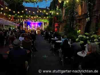 """Theaterhaus Stuttgart - """"Sommerfestspiele im Hof"""" dauern bis in den Herbst hinein - Stuttgarter Nachrichten"""