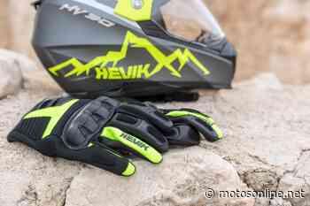 Hevik presenta los guantes Abrego, la opción ideal para los viajes y escapadas de verano - Motosonline