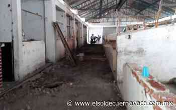 Reconstruirá la Sedatu el mercado de Anenecuilco - elsoldecuernavaca.com.mx