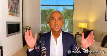 BAFTA viewers startled by Bruno Tonioli's 'Trump-like' orange tan as he accepts award - Mirror Online