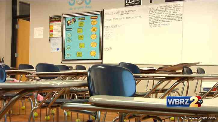 St. Helena schools among first to return virtually