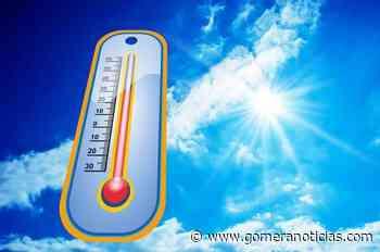 Altas temperaturas este viernes en Canarias y más calima - Gomeranoticias