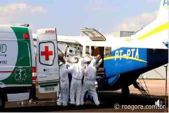 Paciente de Pimenta Bueno com coronavírus é removido de UTI aérea para Porto Velho - Roagora
