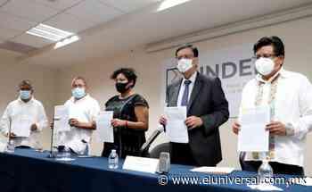 INDEP entrega 24 mdp a Ayutla de los Libres para clínicas y caminos | El Universal - El Universal
