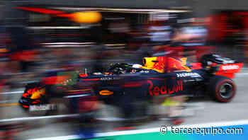Lo que pudo ser y no fue en los Libres 2 de Red Bull - Tercer Equipo