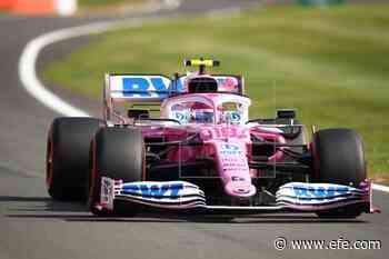 Racing Point marca el ritmo en los Libres 2 de la mano de Lance Stroll - EFE - Noticias