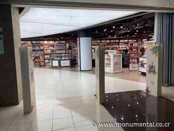 IMAS dejó de percibir ¢6 mil millones por cierre de tiendas libres de impuestos en aeropuertos - Monumental - Radio Monumental
