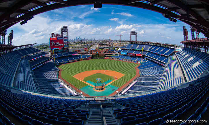 2 Phillies staff members test positive for COVID-19