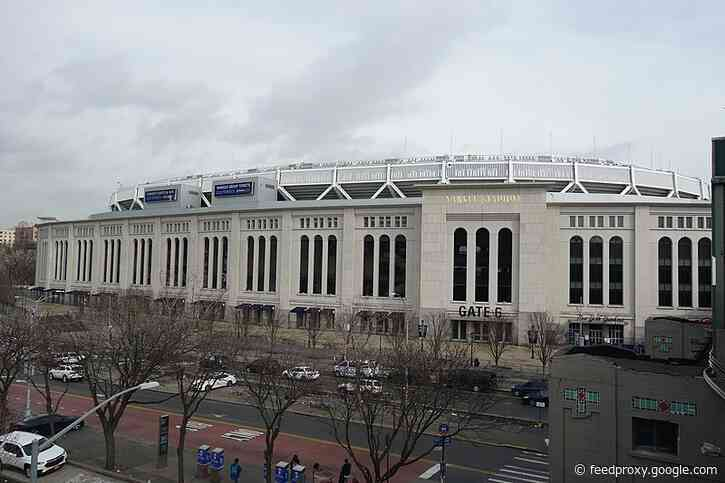 Phillies reportedly scheduled to make up 4-game set against Yankees next week