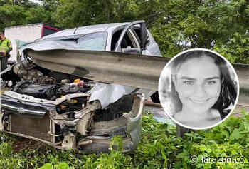 Mujer muere en accidente de tránsito en la vía Chinú – Sincelejo - LA RAZÓN.CO