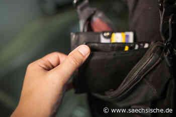 Warnung vor Taschendieben in Zittau-Oberland - Sächsische Zeitung