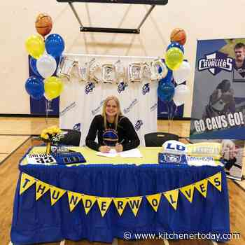 Kitchener basketball player commits to Lakehead - KitchenerToday.com